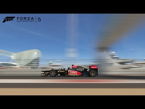 Forza Motorsport 5: Launch Trailer