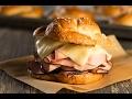 90 Second Homemade Pretzel Sandwich Buns
