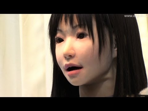 Futuristic Robots from Japan! - DigInfo News Showreel 2010