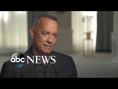 Tom Hanks, Sullenberger On Making New Movie, 'Sully'