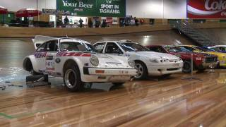 Targa Tasmania Leg 1: The Rally Starts