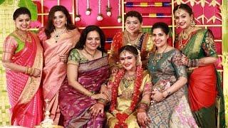 Actress Sridevi Vijayakumar Baby Shower Function / Seemantham Function - Exclusive