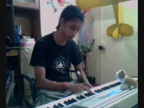 Kadhal Roja Ve   Roja Jaaneman On Keyboard video