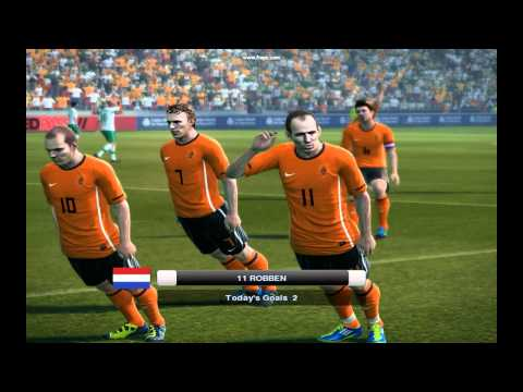 Best goals PES 2012 Compilation by mateuszcwks and rzepek1 (with commentary) HD