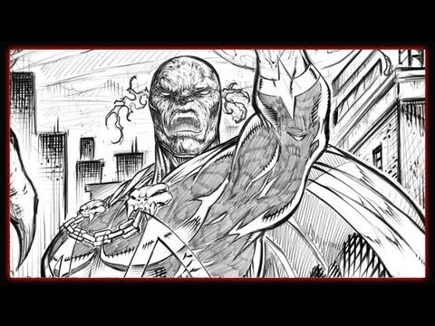 Spawn Vs  Violator Speed Drawing Digital Pencils by RAM