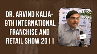 Dr  Arvind Kalia - 9th International