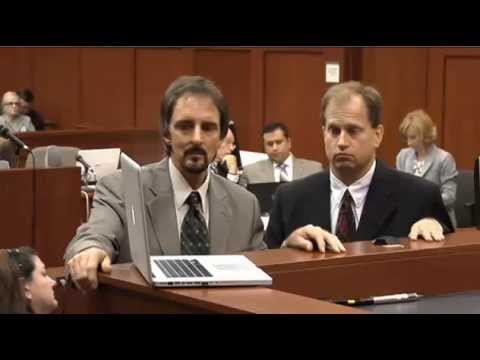 George Zimmerman Trial - Day 11 - Part 1