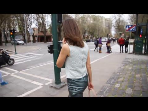 Cómo combinar faldas lápiz