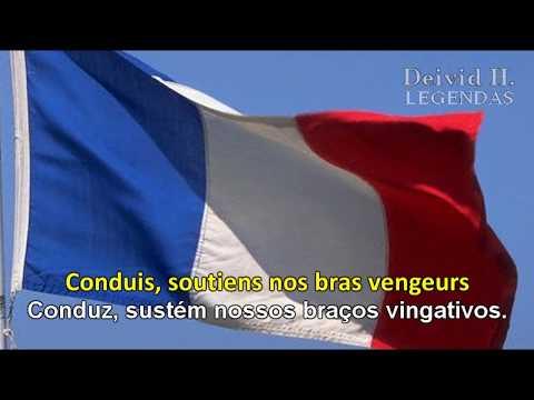 Hino da França (Legendado - português/francês)