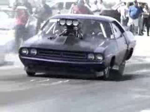 OSCA Drag Racing Video