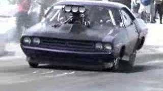 OSCA Drag Racing