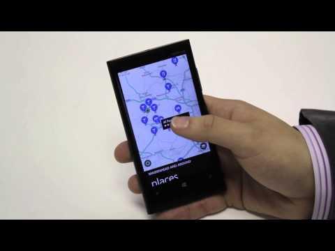 Nokia Lumia - Nokia Drive & Nokia Maps