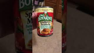 Moldy Chef Boyardee