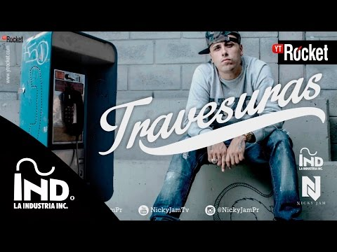 Nicky Jam - Travesuras | Audio Oficial Con Letra | Reggaeton Nuevo 2014 video