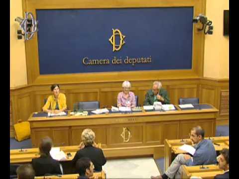 Roma - Conferenza stampa sui richiami vivi di Massimiliano Bernini (18.09.14)
