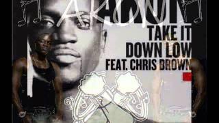 Akon ft. Chris Brown - Take It Down Low