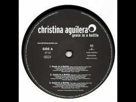 CHRISTINA AGUILERA  GENIE IN A BOTTLE (EDDIE ARROYO MIX )