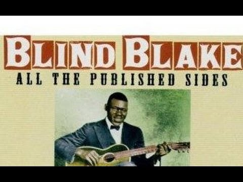 Blues guitar lessons dvd - Police Dog Blues - Blind Blake Cover