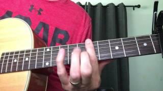 Download Lagu Chris Stapleton - Either Way lesson Gratis STAFABAND