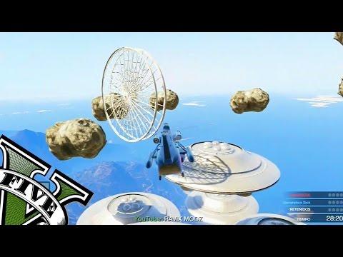 GTA 5 ONLINE - NUEVA PARTIDA HACKEADA & BIGFOOT!! - GTA V ONLINE