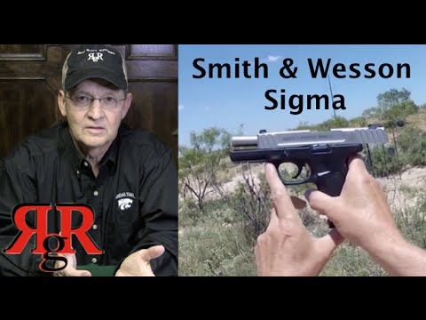 Smith & Wesson Sigma SW9 VE / SD40 VE Review