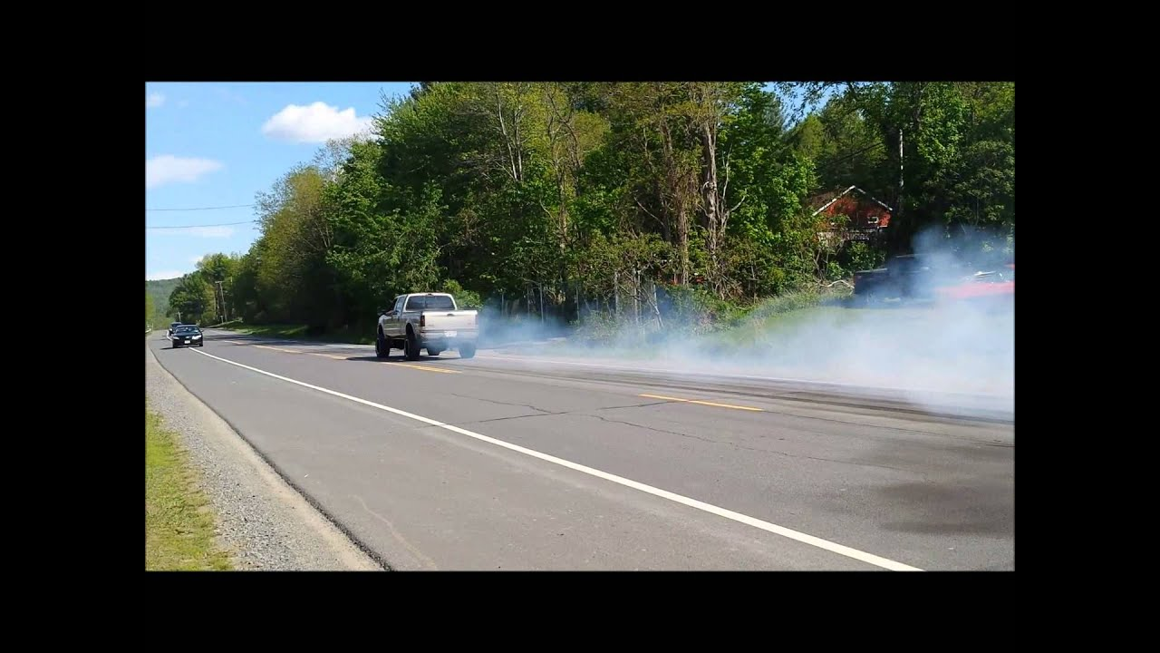 Musclepalooza Xix Cars Leaving Burnouts May 2014 Muscle