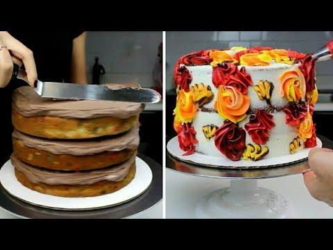 Топ15 Удивительные украшения тортов