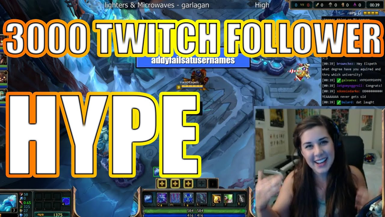 how to add live twitch followres