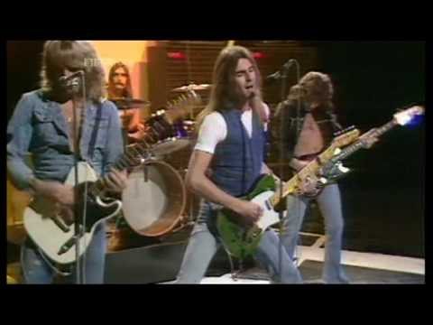 STATUS QUO - Down Down  (1975 UK T.O.T.P. TV Appearance) ~ HIGH QUALITY HQ ~