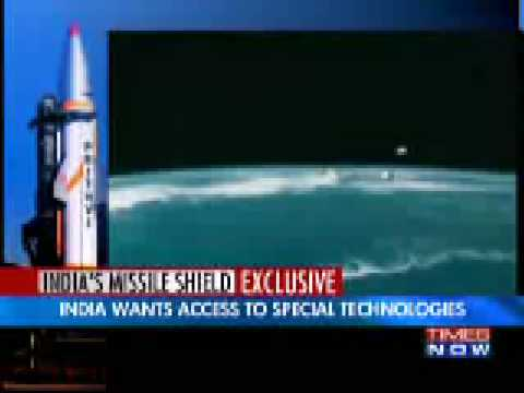 India Builds Defence Missile Shield With US