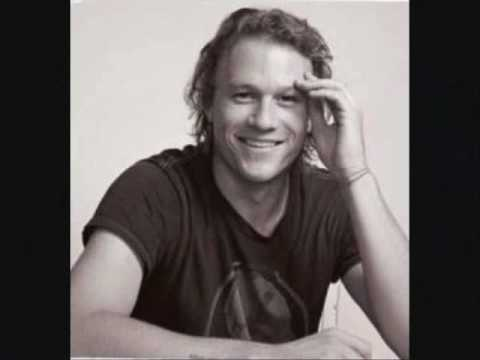 Rare Heath Ledger Photos