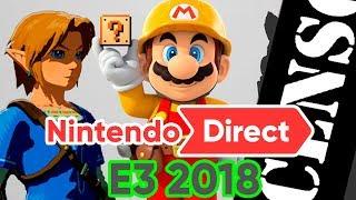 New 2D Zelda, Mario Maker and Odyssey DLC? + Leaks - Nintendo E3 Predictions