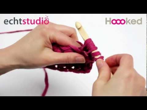 Moesjes haken / Crochet Puff Stitch / Büschelmaschen