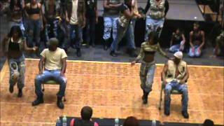 2Hype Dance team at Wright State University Talent Show