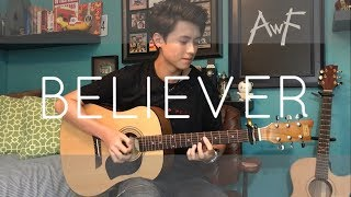 Download Lagu Imagine Dragons - Believer - Cover (Fingerstyle Cover) Gratis STAFABAND