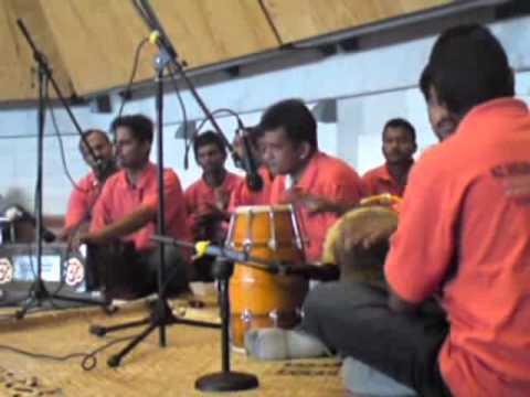 Radio Tarana Fiji Festival 2010 - Lokgeet By Mithun Vikash Deo