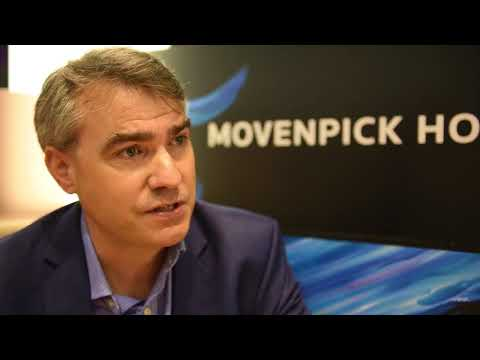 Paul Mulcahy, senior vice president, commercial, Mövenpick Hotels & Resorts
