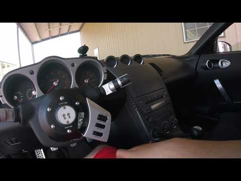 Keep Cruise Control with Aftermarket Steering Wheel on Nissan 350z (Quik Vid)