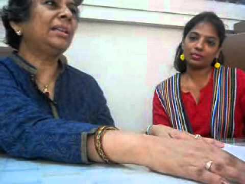 Sheela Sinha, Director  Education & Charanpreet Kaur, Deputy Director Helen Keller School   Part 5