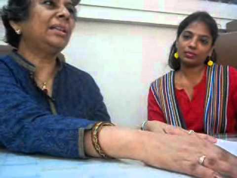 Sheela Sinha, Director  Education & Charanpreet Kaur, Deputy Director Helen Keller School   Part 5