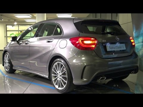 2013 Mercedes A-Class Sport AMG in Depth Look