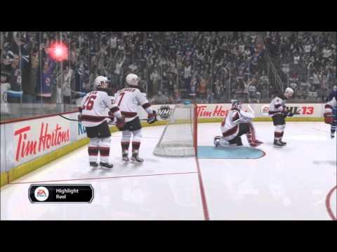 NHL 13: New Jersey Devils vs. Winnipeg Jets