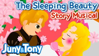 The Sleeping Beauty | Story Musical | Princess Story | Fairy Tales for Kids | KizCastle
