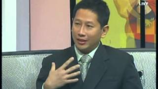 Dr Chen Tai Ho interviewed on Trends in Aesthetic Medicine in Malaysia on NTV7 Bella