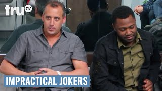 Impractical Jokers - Waiting Room Weirdness | truTV