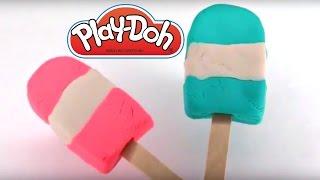 Playdoh Icecream Bars