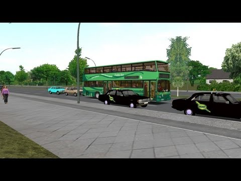 Omsi The Bus Simulator Dublin Bus Hybrid