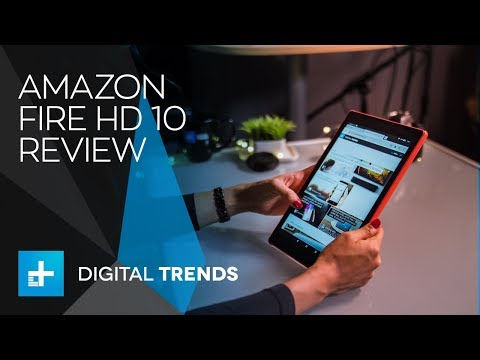 Amazon Fire HD 10 - Hands On Review