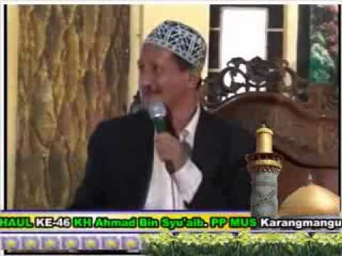 Kh. Agoes Ali Masyhuri - Haul Ke-46 Ppmus Sarang video