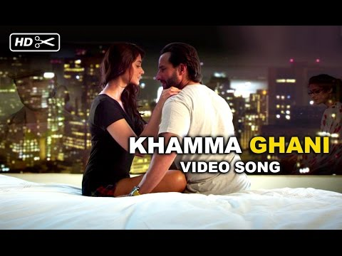 Khamma Ghani (Uncut Video Song) | Happy Ending | Saif Ali Khan & Ileana D'Cruz